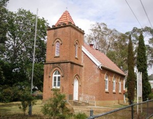 Image of All Saints, Murrumbateman, NSW