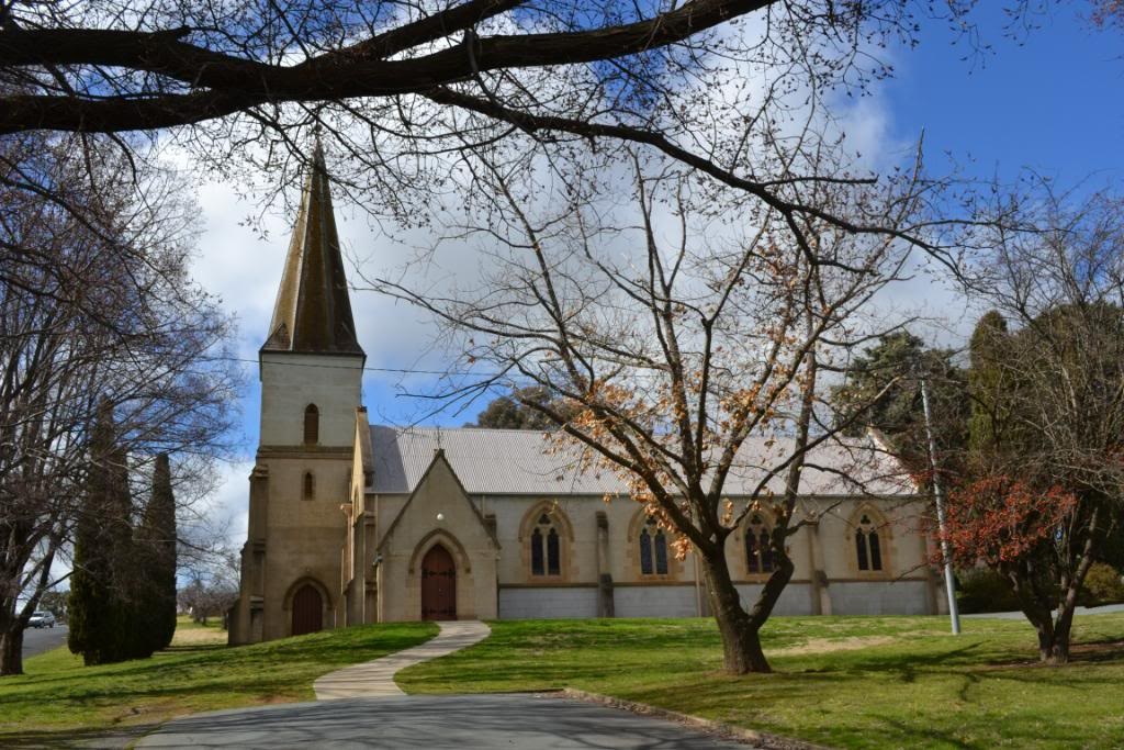 Outside Image of Saint Clements Yass - Yass Valley Anglican Churches