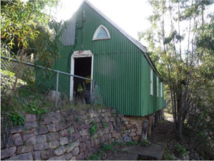 Image of St Saviours Lower Burrinjuck exterior - Yass Valley Anglican Churches