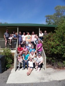 Image of the 2014 Yass Valley Anglican Churches Parish Camp