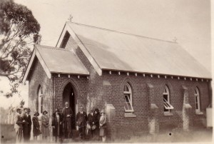 Image of St Nicholas Jeir, Yass Valley Anglican Churches